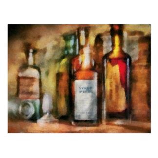 Medicine - Syrup of Ipecac Postcard
