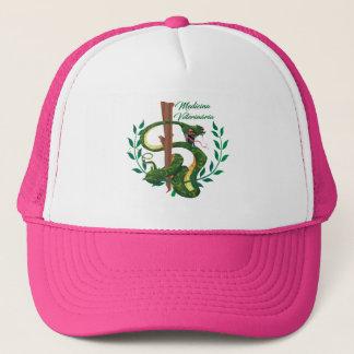 MEDICINE VETERINARY MEDICINE TRUCKER HAT