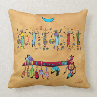 Medicine Wand Meditation Pillow