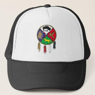 Medicine Wheel Basebal cap