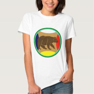 Medicine Wheel Bear T-shirt