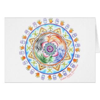 Medicine Wheel Card