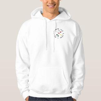 Medicine Wheel + COL SShirt Hoodie