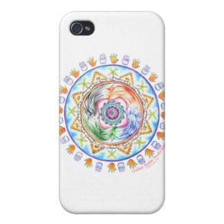 Medicine Wheel iPhone 4/4S Case