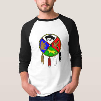 Medicine Wheel Protection for the user T-Shirt