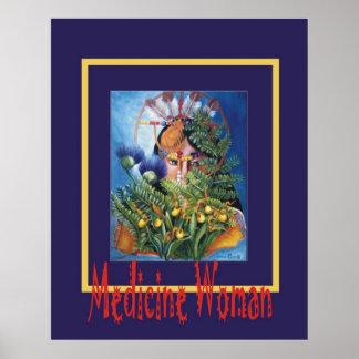 medicine woman poster