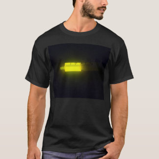 Medicine, yellow luminescence. T-Shirt