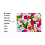 Medicines Business Card Template
