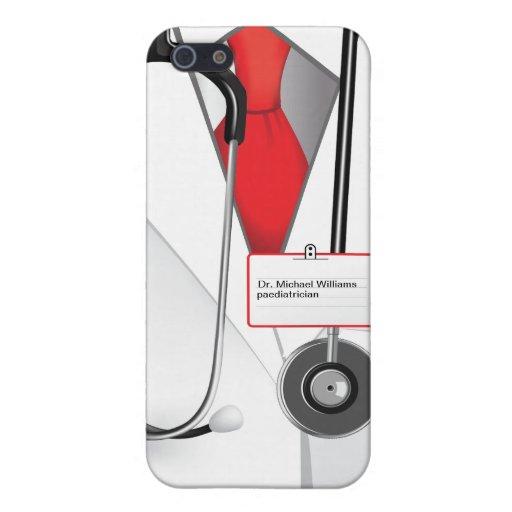 Medicines Doctor iPhone 5  Case. iPhone 5 Cases