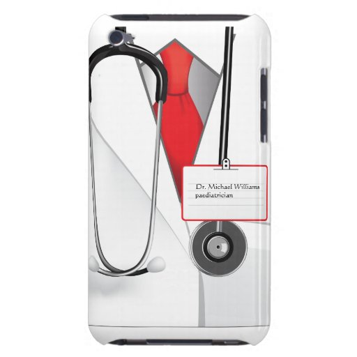 Medicines Doctor iPod Case Barely There iPod Covers