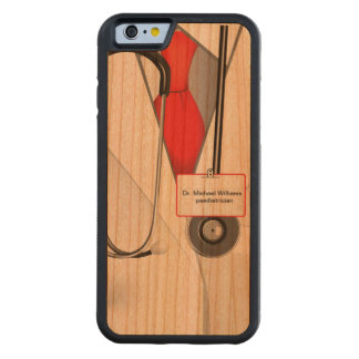 Medicines Doctor Carved® Cherry iPhone 6 Bumper Case