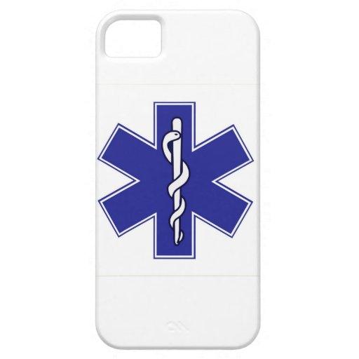 médico del hospital de la ambulancia de la iPhone 5 funda