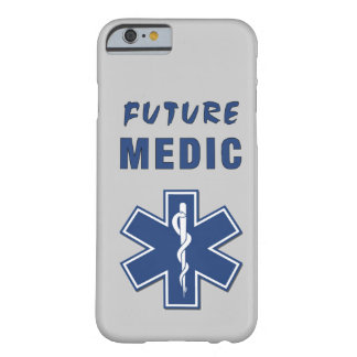 Médico futuro funda de iPhone 6 barely there