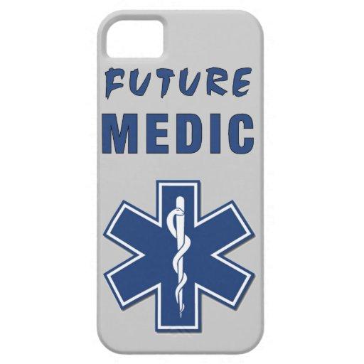 Médico futuro funda para iPhone SE/5/5s