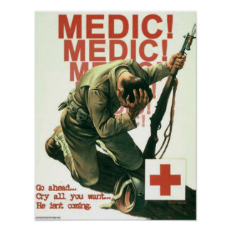 ¡Médico! Posters