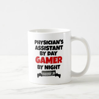 Médicos auxiliares por videojugador del día por taza