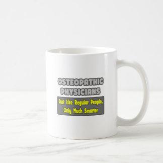 Médicos osteopáticos. Más elegante Tazas De Café
