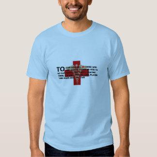 Medic's Creed T-shirt