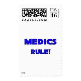 Medics Rule! Stamps