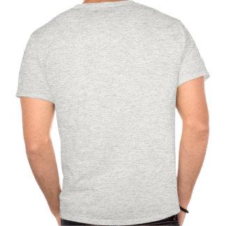 Medida dos veces, corte una vez camisetas