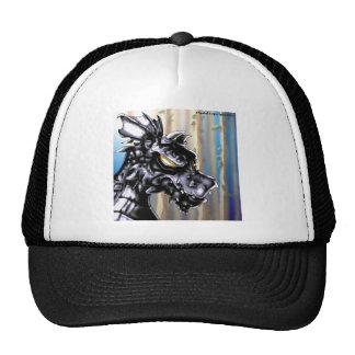 Medieval2gray Trucker Hats