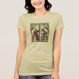 Medieval Alchemy Tools T-Shirt