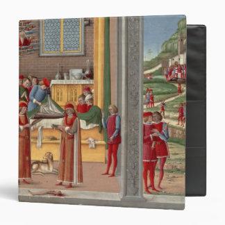 Medieval amputation scene binder