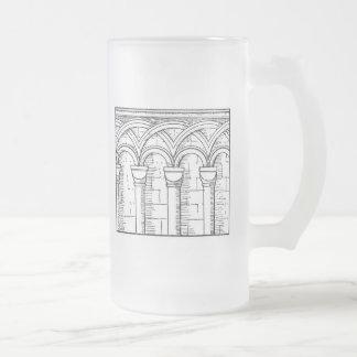 Medieval Architecture Coffee Mug