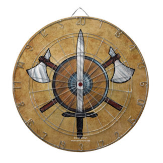 Medieval Arms Dart Board