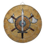 Medieval Arms Dart Boards