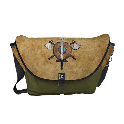 Medieval Arms Messenger Bag