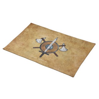 Medieval Arms Placemat
