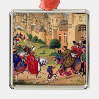 Medieval Art Metal Ornament