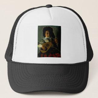 medieval-bard-5 trucker hat