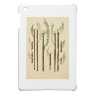 medieval-battle-axe-14 iPad mini cover