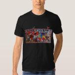 Medieval battle tee shirt
