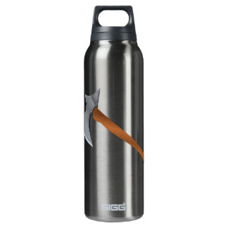 Medieval Battleaxe 16 Oz Insulated SIGG Thermos Water Bottle