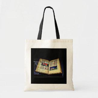 Medieval Book CB Canvas Bag