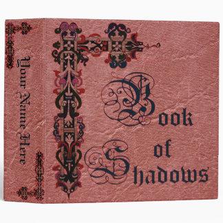 Medieval Book of Shadows Binder