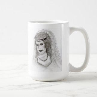 Medieval Bride Coffee Mug