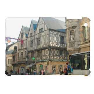 Medieval buildings    Dijon, Burgundy, France iPad Mini Cases