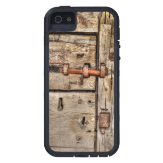 Medieval Cardiff Castle Door, Chepstow Wales, UK iPhone SE/5/5s Case