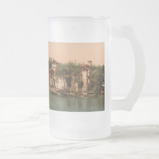 Medieval Castle and Market Town Turin Italy Mugs