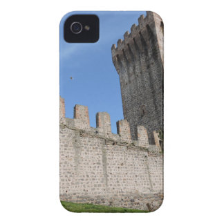 medieval castle knights ancient old antique brick iPhone 4 case