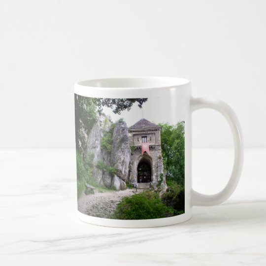 Medieval Castle Ruins Coffee Mug