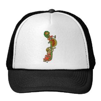 Medieval Celtic Art Knots and Designs Trucker Hat