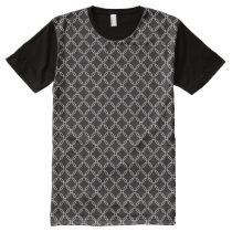 Medieval Chainmail Pattern All-Over-Print Shirt