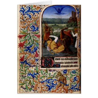 Medieval Christmas Card 3