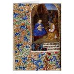 Medieval Christmas Card 4