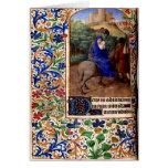 Medieval Christmas Card 5